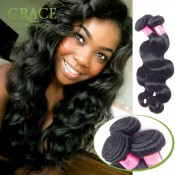 Mario Hair Meilleur 7A Malaysian Body Wave 5PCS / Lot Virgin Malaysian Body Hair Vague Top Quality Malaysian Virgin Body Hair Vague