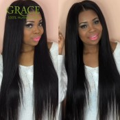 Queen Hair Malaysian Virgin Hair Straight 4 Bundles 8A Grade Virgin Unprocessed Human Hair Mink Malaysian Straight Hair