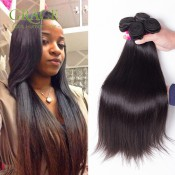 Brazillian Straight Hair 4 Bundles Human Hair Extensions Brazilian Virgin Straight Hair Weave Unprocessed Virgin Brazilian Hair