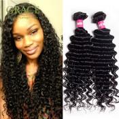 Peruvian Deep Wave 4Bundles Unice Hair Products Virgin Peruvian Deep Curly Hair Unprocessed Peruvian Curly Hair Weaving