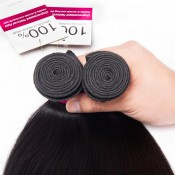 7A Virgin Malaysian Straight Hair Hot Selling Malaysian Virgin Hair Straight 3 Pcs/Lot Malaysian Hair Weave Bundles