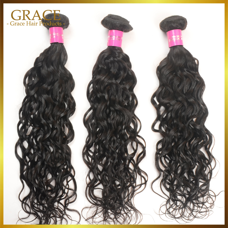 Luxy Hair Products New Arrival Ocean Wave 7a Mongolian Virgin Hair