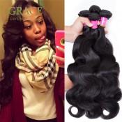 Mink Brazilian Hair Weaving Body Wave Unprocessed Virgin Brazilian Hair 4PCS/Lot Aliexpress Brazilian Hair Rosa Hair Body Wave